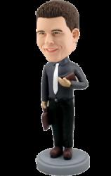 Custom Bobblehead Teacher