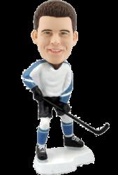 Personalized Bobblehead Ice Hockey