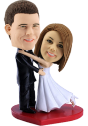 Custom First Dance Bobble head