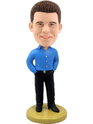 Custom Bobble Head for Boss