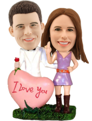 Custom Lovers Bobble head