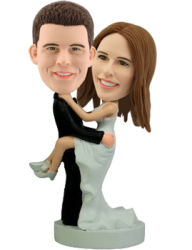 Customised Couple Bobble Head