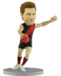 Custom Bobblehead Australian Football