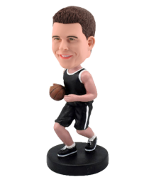 Custom basketball bobble head