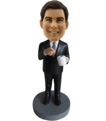 Custom Manager Bobblehead