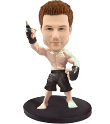 Custom bobblehead Martial Arts