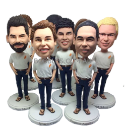 Company Team Custom Bobbleheads
