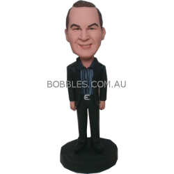 Custom Boss Bobble Head