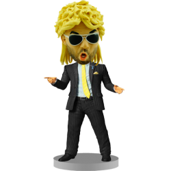 Custom Goodman Bobbleehad
