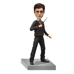 Custom Bobbleheads  Harry Potter