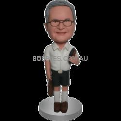 Customized Teacher Bobble Head
