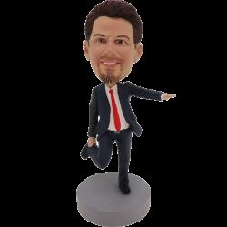 Dancing Businessman Bobblehead