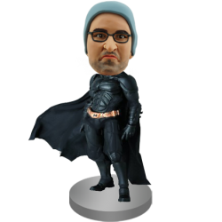 Dark Knight Rises Batman Custom Bobblehead