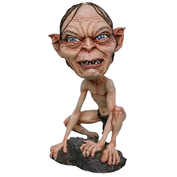 King of Ring Gollum Style Bobblehead
