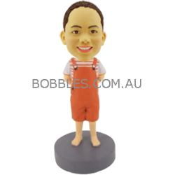 Lovely Kid Custom Bobblehead
