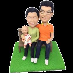 New Family Bobbleheads