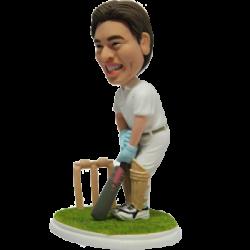 Custom Cricket Bobble Head