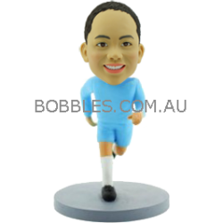 Running Boy Custom Bobblehead