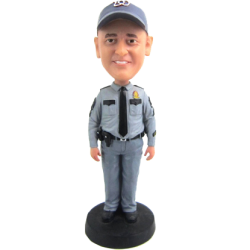 Security Guard Bobblehead