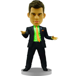 Smart Man Custom Bobble