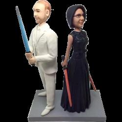Star Wars Couple Bobbleheads