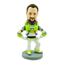 Toy Story Personalised Bobble Head
