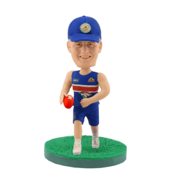 Western Bulldogs football bobblehead