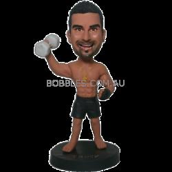 Workout Buddy Custom Bobblehead