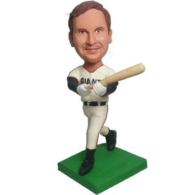 Baseball Buddy Custom Bobble