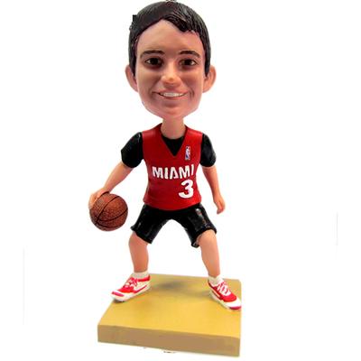 Basketball Boy Custom Bobblehead
