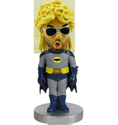 Batman Personalised Bobble