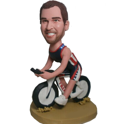 Bicycel Buddy Custom Bobble