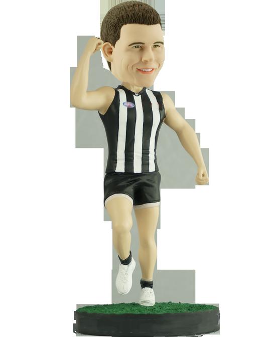 Collingwood Football Custom Bobblehead