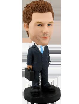 Custom bobblehead Executive
