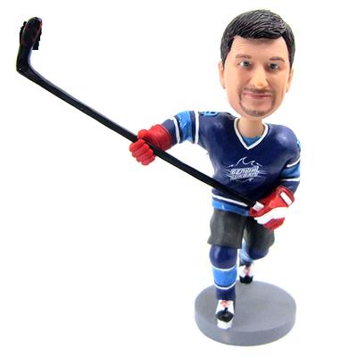 Custom Hockey Buddy Bobblehead