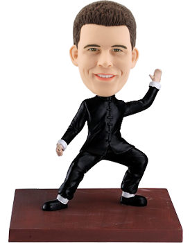 Kungfu Bobble Head