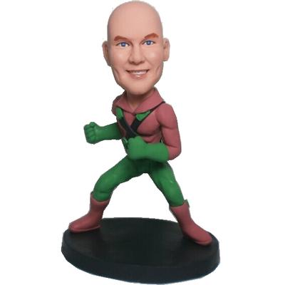 Custom Superhero Bobblehead