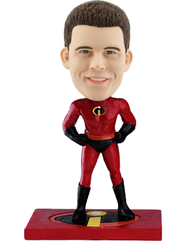 Customised Bobblehead Super Hero