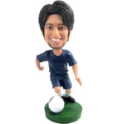 Customized Football Bobble Head