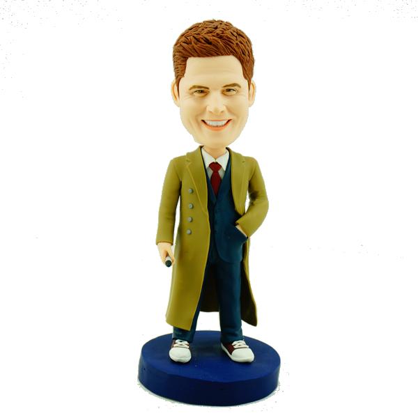 Doctor Who Custom Bobblehead