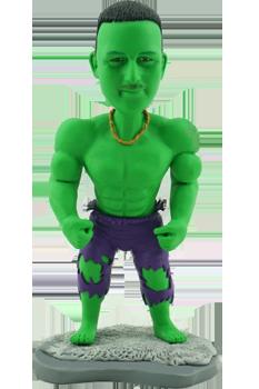 Custom Bobblehead Incredible Hulk