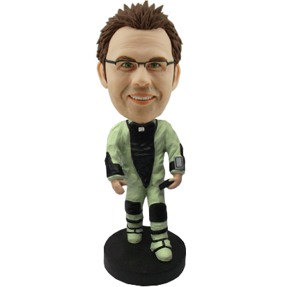 Hazmat Team Bobblehead