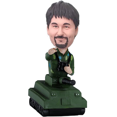 Tank Bobblehead