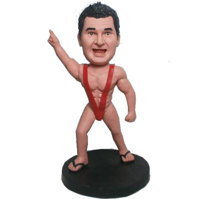 Mankini Dancer Custom Bobblehead