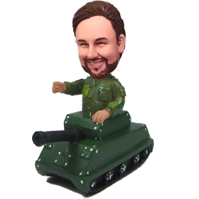 Tank Bobbleheads