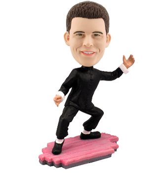 Personalised Bobble Head Martial Arts
