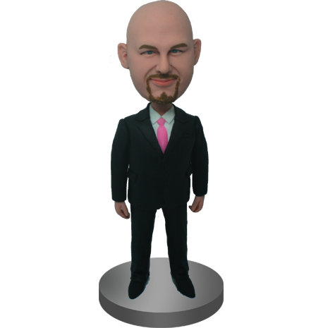 Personalised Manager Bobblehead