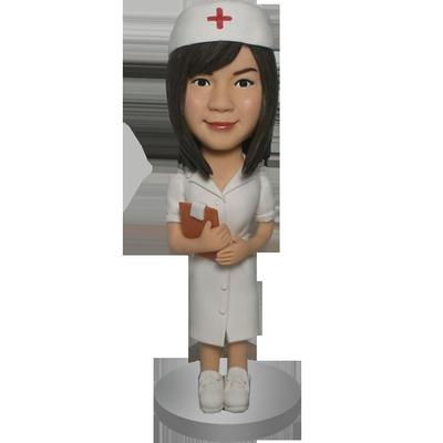 Personalised Nurse Bobble Head