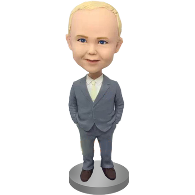 Ring Boy Custom Bobblehead