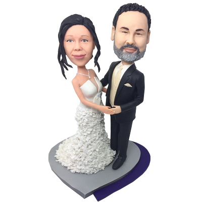 Shall We Dance Bobbleheads